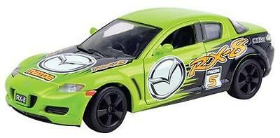 Diecast car Mazda RX-8 GT Racing 1:24 MotorMax Die Cast ( 73778 ) Model