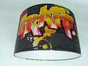 18-034-45cm-Graffiti-Multicolor-Wallpaper-Pantalla-hecho-A-Mano-Rasch