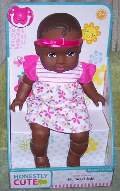 honestly cute my sweet baby doll 14 inch with brown eyes ebay