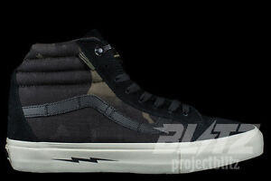 VANS SK8-HI NOTCHBACK DEFCON Sizes 8-13 MULTI CAMO BLACK VN000OK4KUY ... d9fb9ac6c
