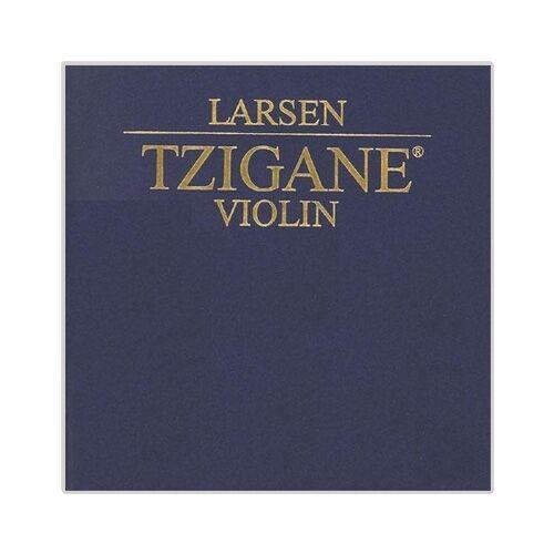 Larsen Tzigane Violín Juego de Cuerdas 4 4 E Bola Stark