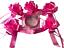 Inerra-mariage-voiture-decoration-Kit-5-x-prets-7-034-Arcs-avec-7-metres-ruban miniature 2