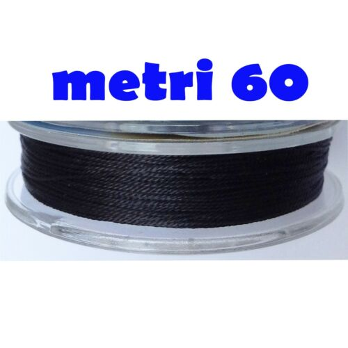 Black Wire Lacing Mounting Rods Repair Fishing Rods Plaque rings