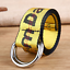 100-cm-Off-White-Yellow-Belt-Vetements-Gosha-Rubchinskiy thumbnail 1