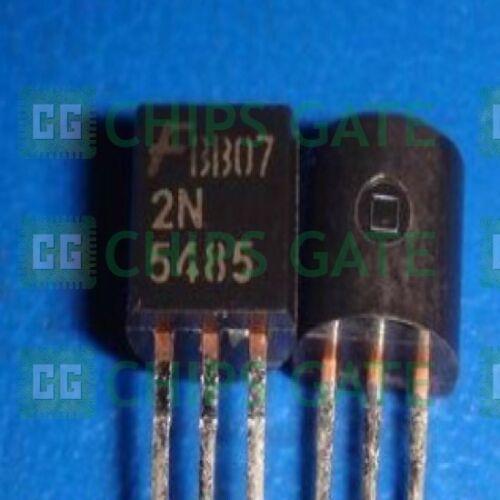 40PCS RF JFET Transistor FAIRCHILD//MOTOROLA TO-92 2N5485
