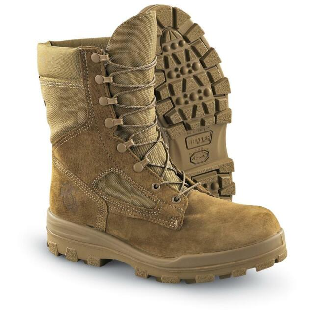 fba837a2dc7 Brand New!! Bates Temperate weather waterproof Combat Boots USMC Various  Sizes