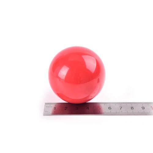 52.5mm red single ball resin snooker balls billiards snooker accessor@fPTZT