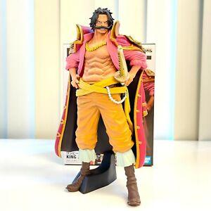 Banpresto One Piece Anime King of Artist Figure Toy Pirate Gol D. Roger BP17448