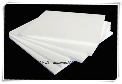 150x150x5mm Virgin Teflon PTFE Plastic Sheet White Panel sealing bearing Tool F4
