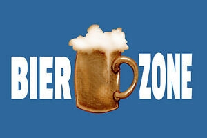 Beer-Zone-Bierzone-Tin-Sign-Shield-Arched-Metal-7-7-8x11-13-16in-W1307