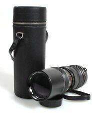 85-205MM F3.8 FOR NIKON W/ REAR CAP IN CASE