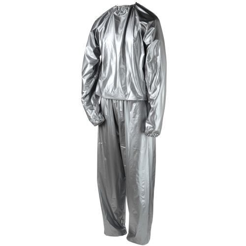 Sauna Suit Unisex for Men /& Women Exercise Sauna Suit LARGE Size