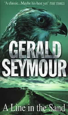 A Line In The Sand, Seymour, Gerald, Acceptable Book