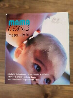 Mama TENS machine maternity labour pain relief | eBay