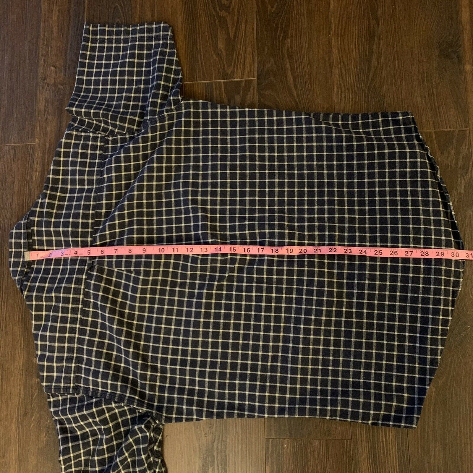 Vintage Men's WOOLRICH JOHN RICH AND BROS.  Shirt… - image 6
