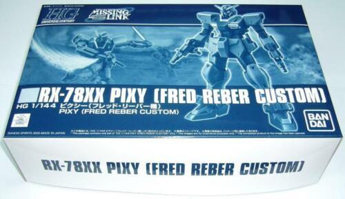 1//144 HG RX-78XX Pixy Fred Reber Custom PB Premium BANDAI ON SALE