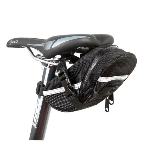 Radsport Black Rear Storage Seat Waterproof Bag Pouch Bike Bicycle Saddle New Tail FJp5 Fahrradtaschen