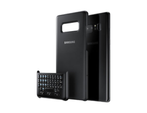 Details about Samsung Galaxy Note 8 ENG / KOR Keyboard Cover Protective  Case Genuine EJ-CN950B