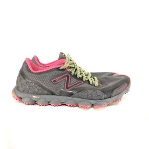 Details about B50 NEW BALANCE MINIMUS 1010 Womens Running Trail Shoes Vibram WT1010GP Size 9.5