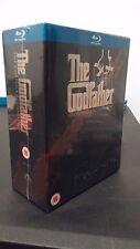 The Godfather Trilogy Collection Coppola Restoration Blu-Ray Boxset Region Free