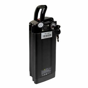 Swagtron Swappable eBike Battery Pack for EB6 eBike Removable w/ Folding Handle