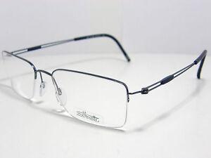 New Authentic SIlhouette Eyeglasses TNG Titan Model 5278 ...