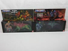 MOTU,Commemorative HE-MAN / BATTLE CAT & SKELETOR / PANTHOR,MISB,SEALED,MOC