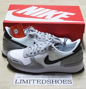 NIKE AIR VRTX VORTEX WOLF GREY BLACK WHITE 903896-003 Mens Vintage Sneakers NSW