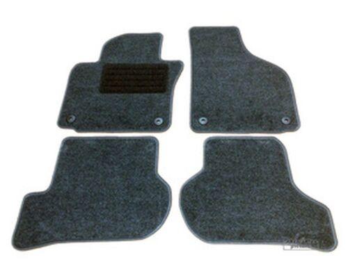 dal 2008 al 2013 Tappetini per Skoda Octavia 2 Set da 4 tappeti in moquette