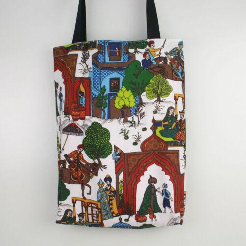 Handmade Tote,Shopping Persian Library,Nappy,Swim Bag