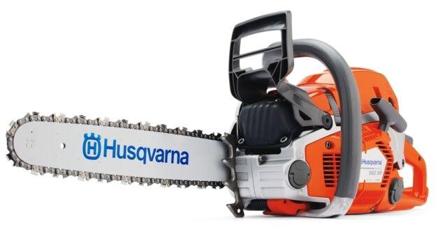 Husqvarna 562 XPG Profi Motorsäge mit Griffheizung - 562xp 560xp *MM*
