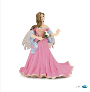 NEW-PAPO-38814-PINK-ELF-with-LILY-FANTASY-ACTION-FIGURE-FIGURINE-COLLECTIBLE