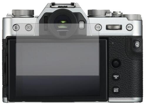 2x Fujifilm X-T30 Schutzfolie matt Displayschutzfolie Folie Display Schutz dipos