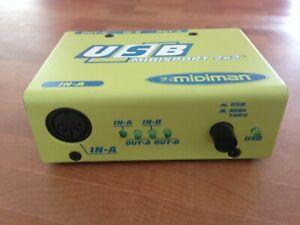 Midiman-USB-Midisport-2x2