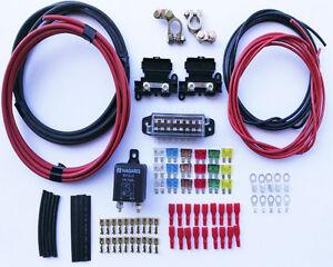 Kit Instalación Relé Separador Automático de Baterias con Nagares RDT/3-12