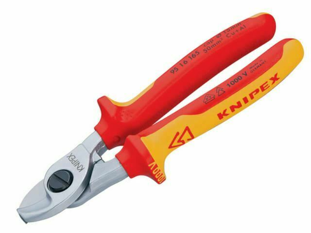 Knipex - Tijeras de cable VDE 165 mm