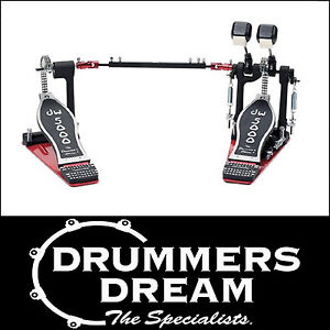 dw 5000 series double bass drum kick pedal dwcp5002ad4 accelerator drive system ebay. Black Bedroom Furniture Sets. Home Design Ideas