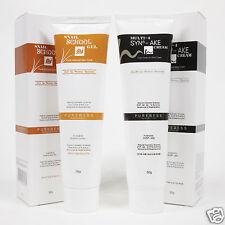 Purebess Snail School Gel Cream 50g + Multi-4 Syn-ake Cream 50g Snake Venom EGF