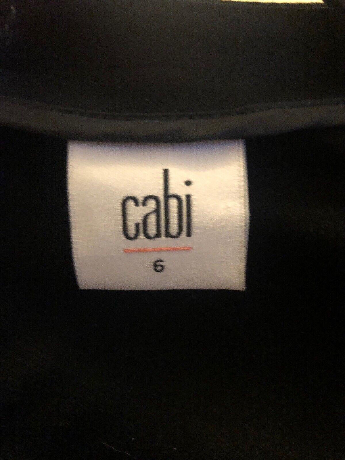 CAbi Style #3101 Claire V Neck Dress Ponte Knit B… - image 4