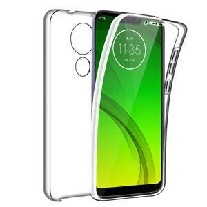 SDTEK-Case-for-Motorola-Moto-G7-Power-Full-Body-360-Gel-Cover-Front-and-Back