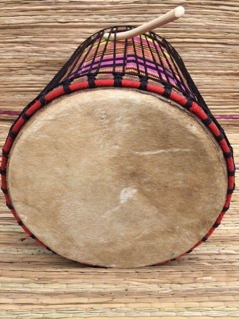African Dundun Drum - Very Large Dundumba 16  head
