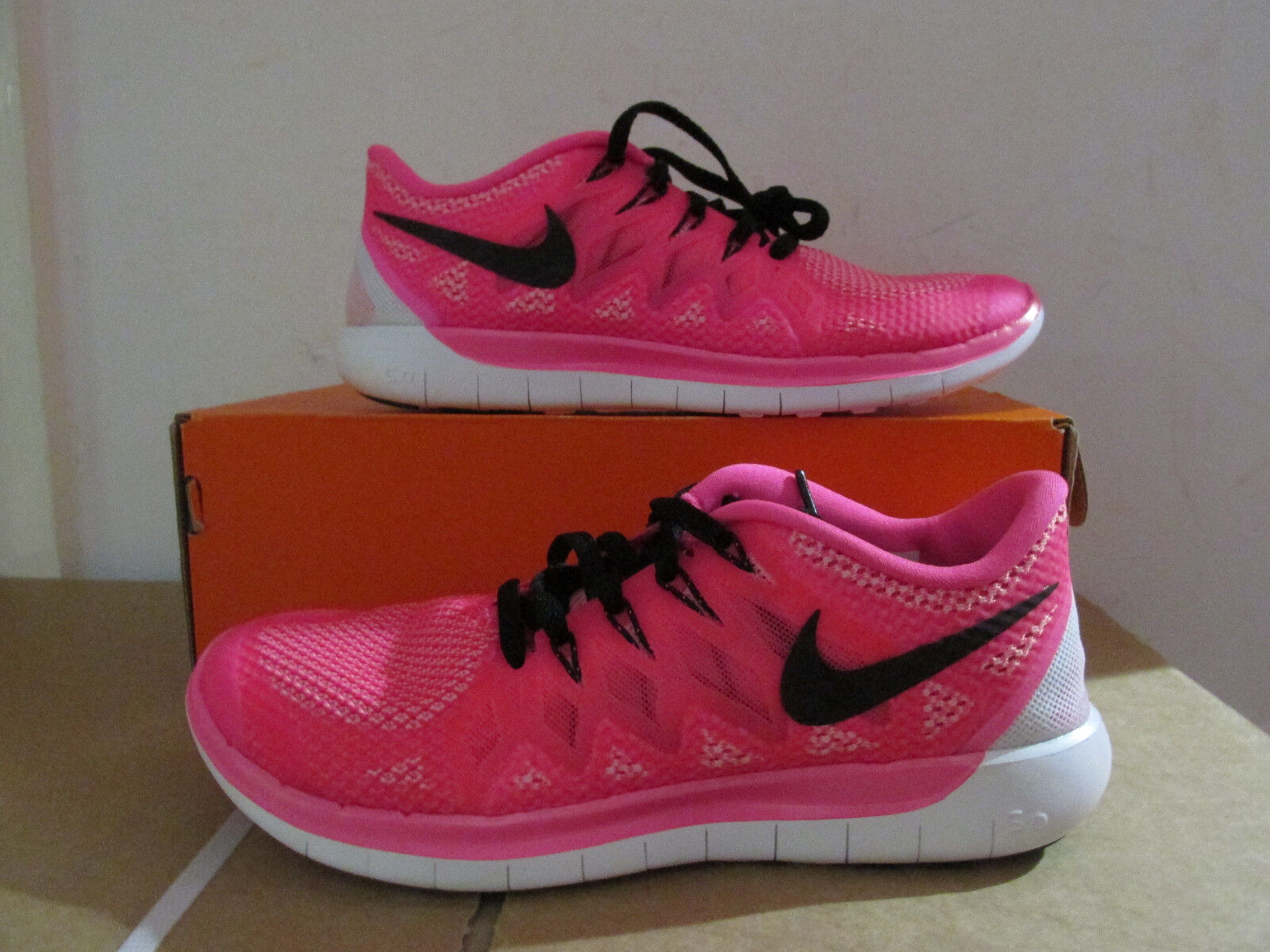 NIKE Air Max Sequent - 3 Femme's Trainers, Orange - Sequent Taille 5.5 e21d4a