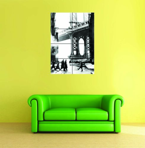 Once Upon A Time In America Giant Wall Poster