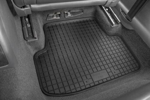 Caoutchouc Tapis Tapis de sol à forte marge Skoda Octavia III//VW Passat b8 Tiguan II