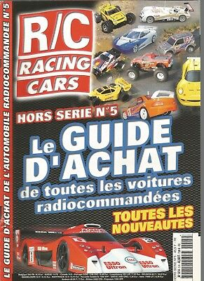 R//C Raing cars HS n°5 Guide d achat voiture radiocomman