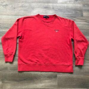 Polo Crewneck Sport Vintage Size Mens Ralph Sweatshirt Lauren Large QdxoWerCEB