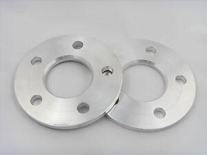 Spurplatten in 10mm 5x108 5x110 NLB 65,1mm 2x Verbreiterung Spurverbreiterung