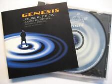 "GENESIS ""CALLING ALL STATIONS"" - CD"