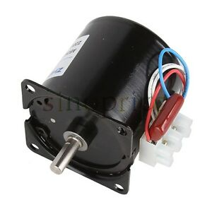 220v 14w 2 5rpm Synchronous Gear Motor Speed Electric