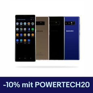 Samsung Galaxy Note 8 64GB Schwarz Gold Blau